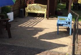 St Leonards Court garden project