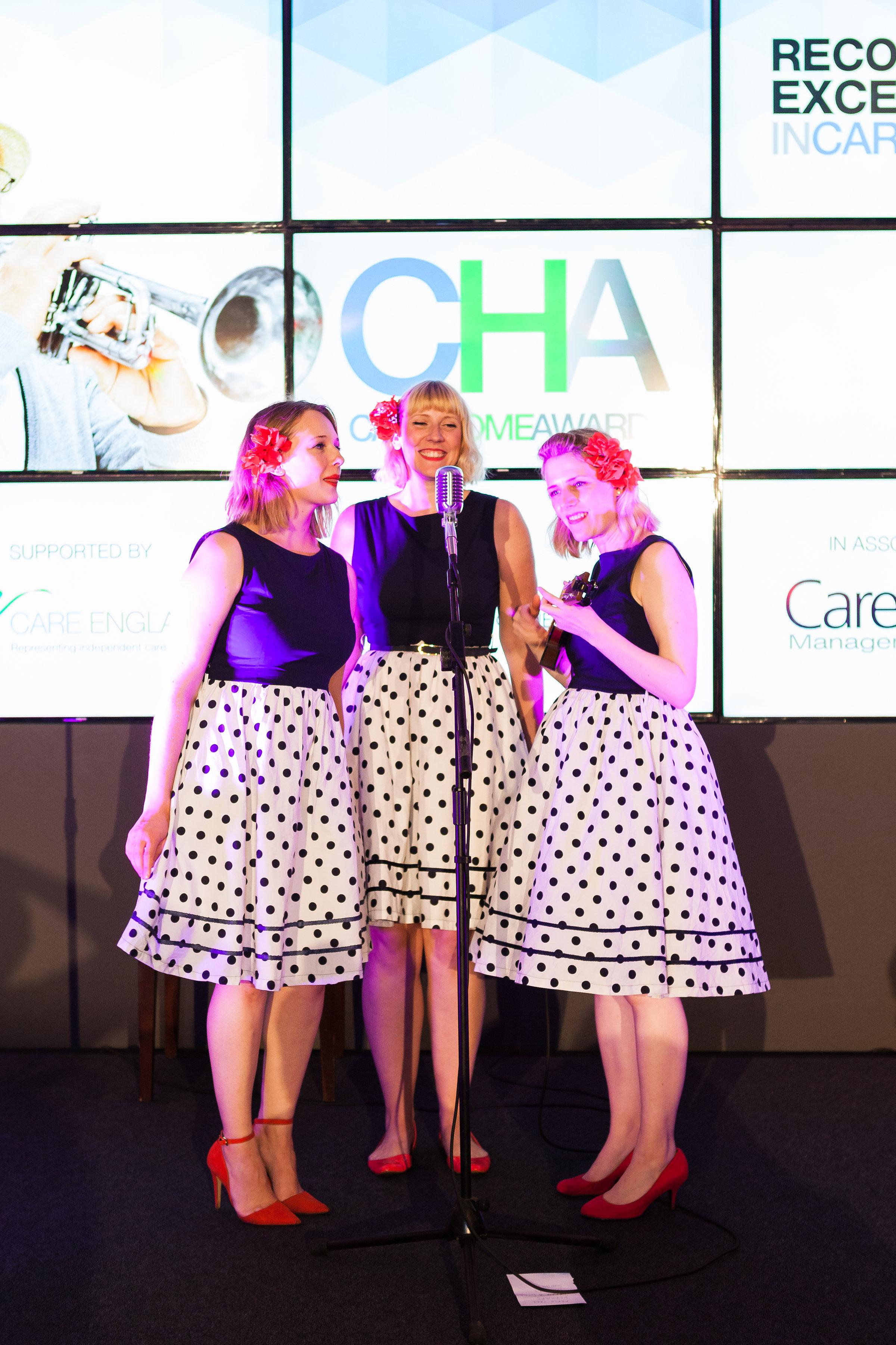 Care Home Awards 2017
