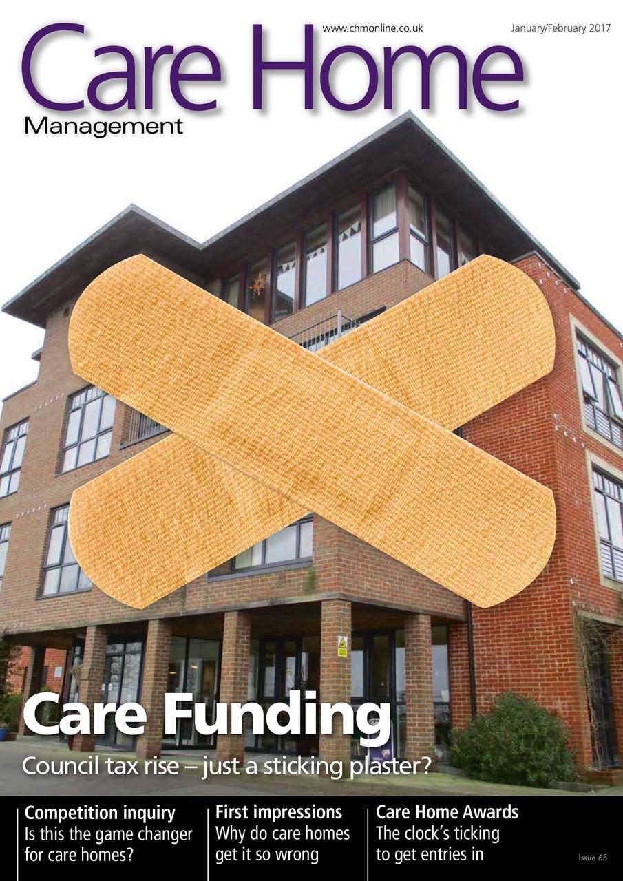 Care Home Management Jan/Feb 2017