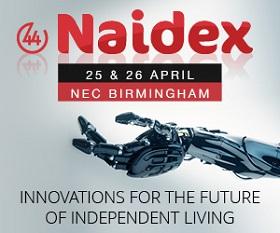 Naidex 18