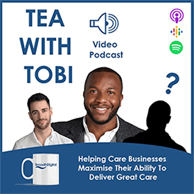 Tea with Tobi - Video Podcast