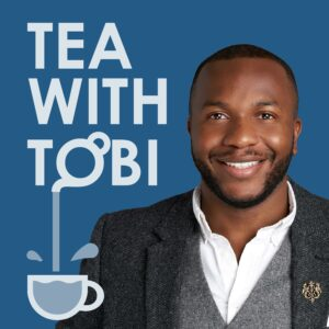 Tea With Tobi advert | Nursing Home Agency Advice
