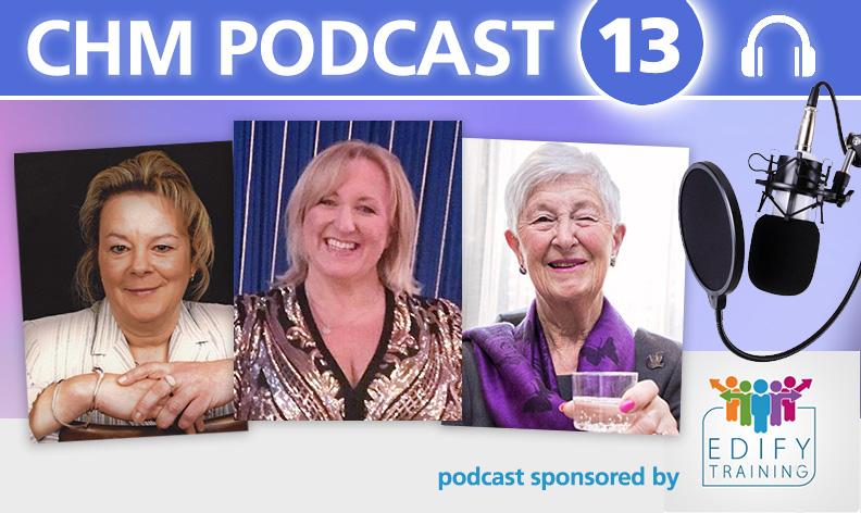 The CHM Podcast no.13