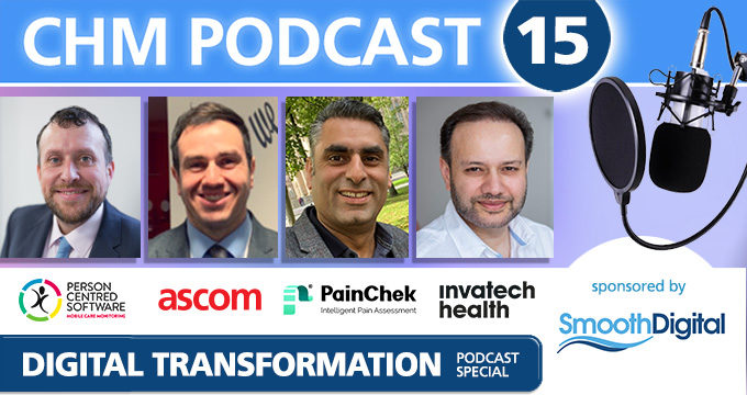 The CHM Podcast #15 - Digital Transformation Special