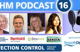Podcast 16 Infection control | Care Home Advice