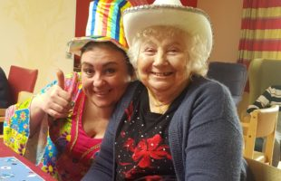 Care Home Mad Hatters party | Nursing Home Agency Advice