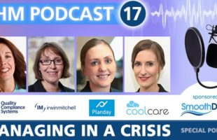 Managing in a Crisis - Poscast 17 | Nursing Home Information