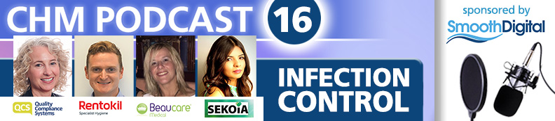 Podcast 16 Infection control