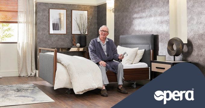 Opera Care beds care home news