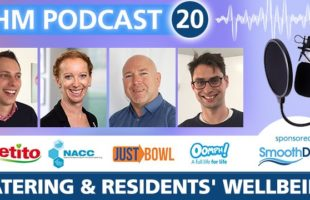 The expert panel on our latest podcast | Nursing Home News