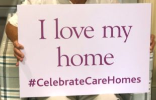Colin Evans - Gracewell of Sway resident | Care Home News