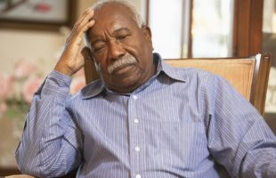Man looking stressed | Care Home Agency Advice