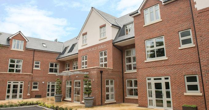 Graysford Hall care home   Care Home Professional News