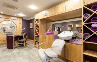 Maycroft Manor care home salon | Care Home News