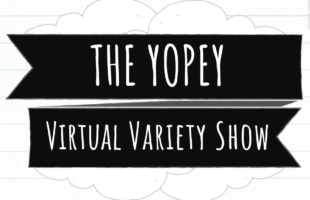 Yopey virtual variety show logo | Care Home Management