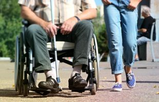 Wheelchair user | Care Home Management