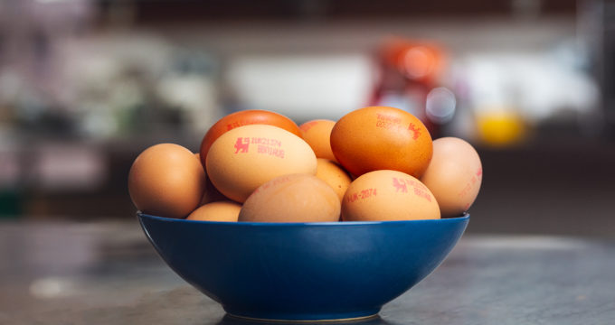 British Lion eggs | Nursing Home Advice