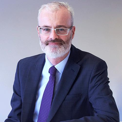 Danny Mortimer, co-convenor of the Cavendish Coalition