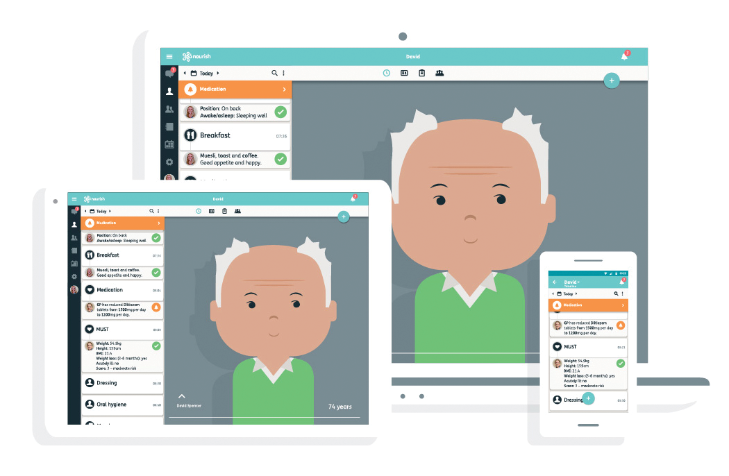 Nourish explains how Covid-19 is accelerating the need for digital care planning