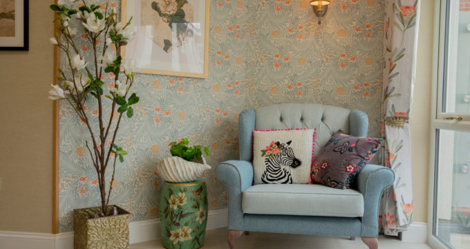 care home living room | Care Home Providers Guidance