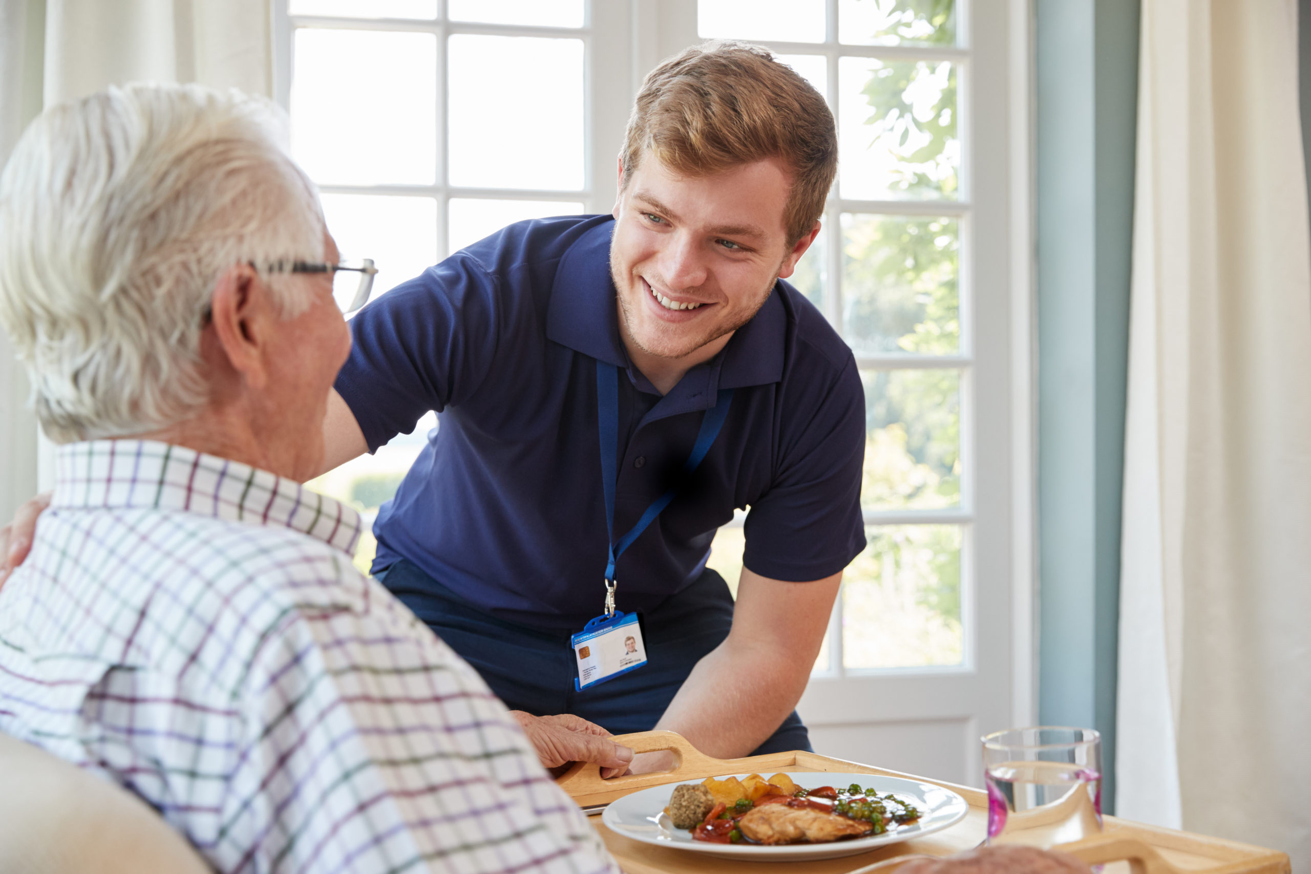 Apprenticeships and eLearning boost care sector recruitment
