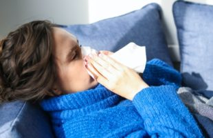 Woman unwell | Nursing Home Management