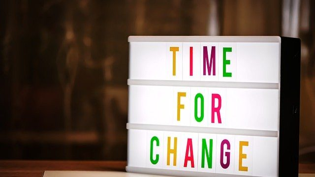 Time for Change on lightbox | Health Care Supplier Advertising