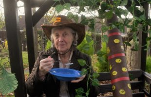 Audrey Casey completed bushtucker trials and was crowned Queen of the Jungle