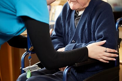 Safe nursing levels in care homes top nurses' concerns in Wales