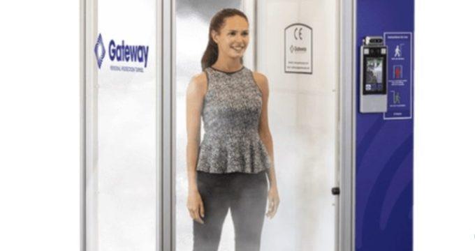 Gateway PPT sanitisation system