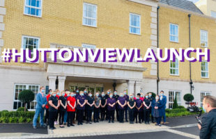 Hutton View Launch