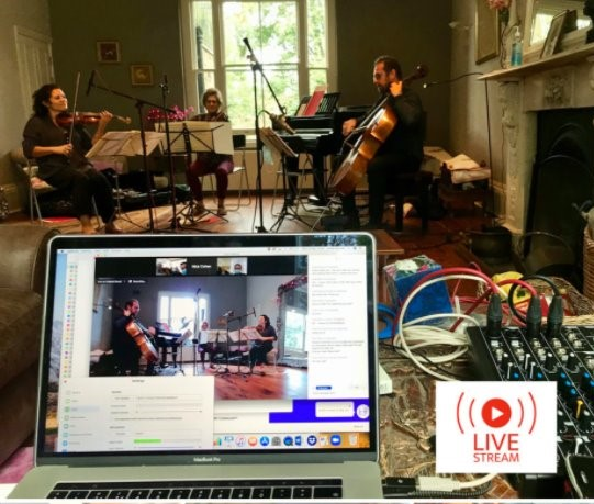 Live streamed classical music concerts offered to care homes