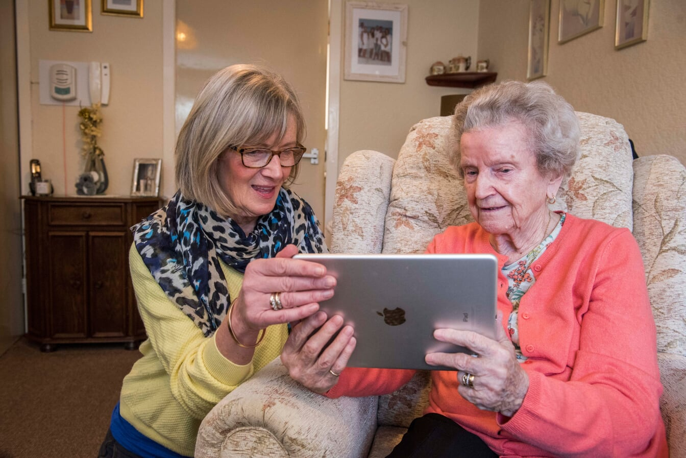 Care homes asked to comment on digital connectivity action plan