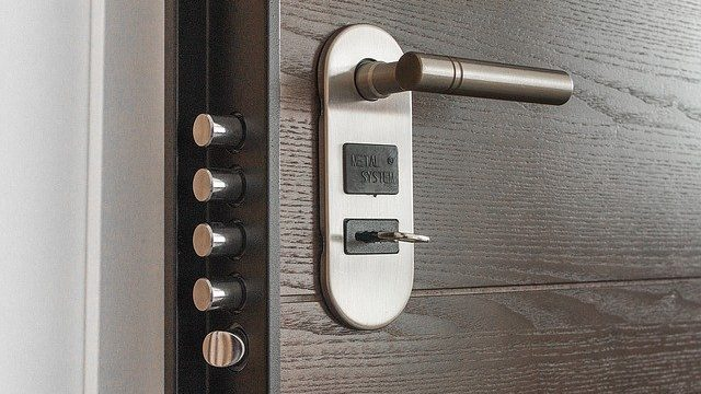 secure door and locking system | Guidance on Care Homes