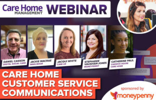 Care Home Management webinar on care home communication