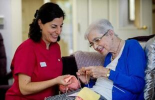Older people being cared for at Meallmore Limited | Care Home Advice