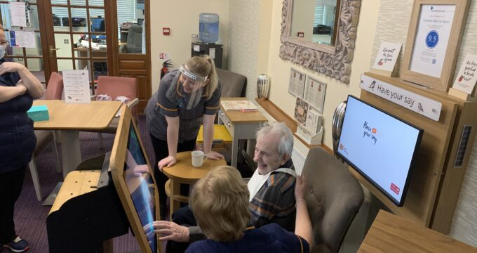 Inspired Inspirations care home management