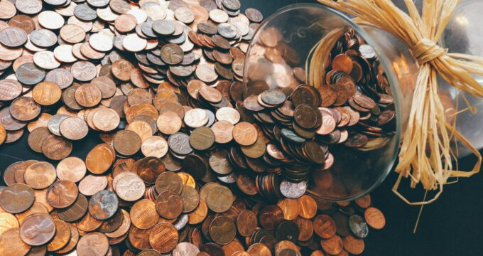 Copper coins | Care Home Agency Advice