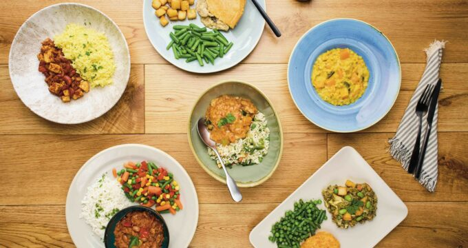 apetito plant-based range