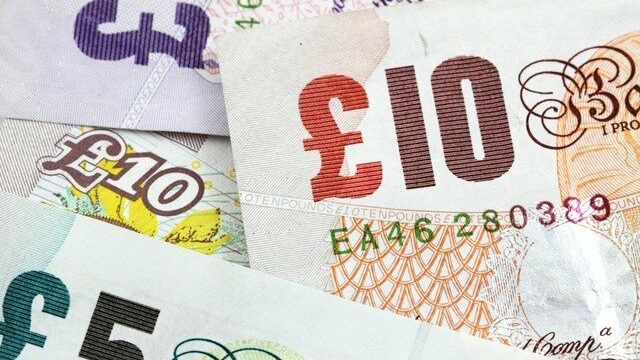 pound sterling notes | Health Care Supplier Advertising