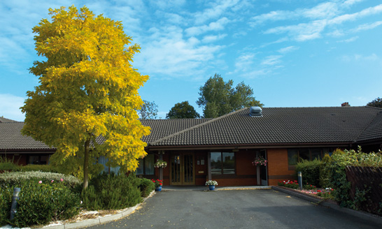 Foxton Grange care home in Leicester | Nursing Home News