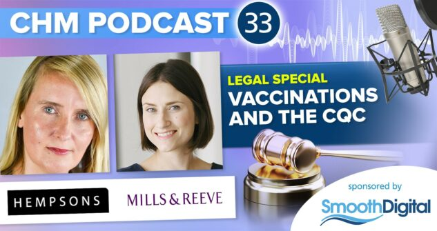 CHM legal podcast