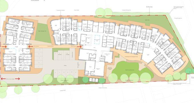 Plans for Ashington care complex | Nursing Home Advice