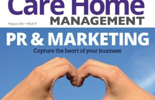 Care Home Management Magazine Issue Cover | Care Home Information