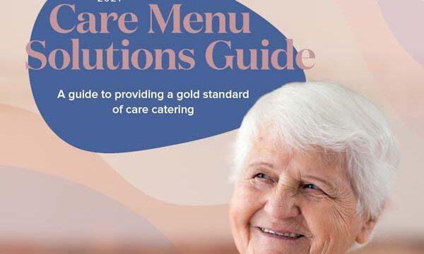 Care Menu Solutions Guide 2021 Front Cover | Nursing Home Management