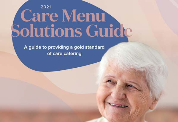 Care catering advice guide launched