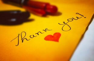 thank you written down | Care Home Management Podcast