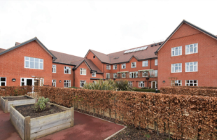 The new Allegra Care Fordingbridge care home | Residential Care Management