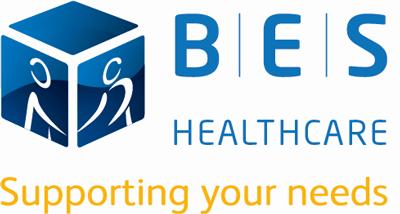 BES Healthcare logo | Care Home Advice