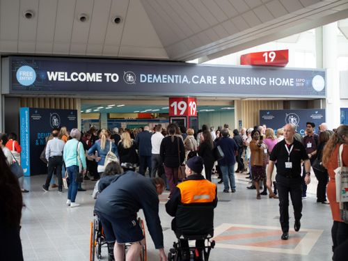 Dementia Care and Nursing Home Expo returns to NEC in September